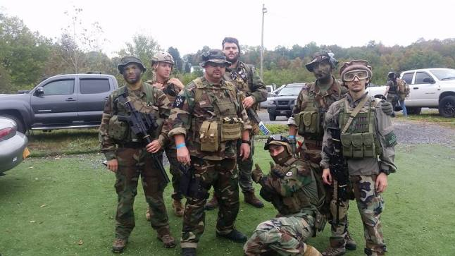 Task Force Anvil Long Island Airsoft Milsim Group