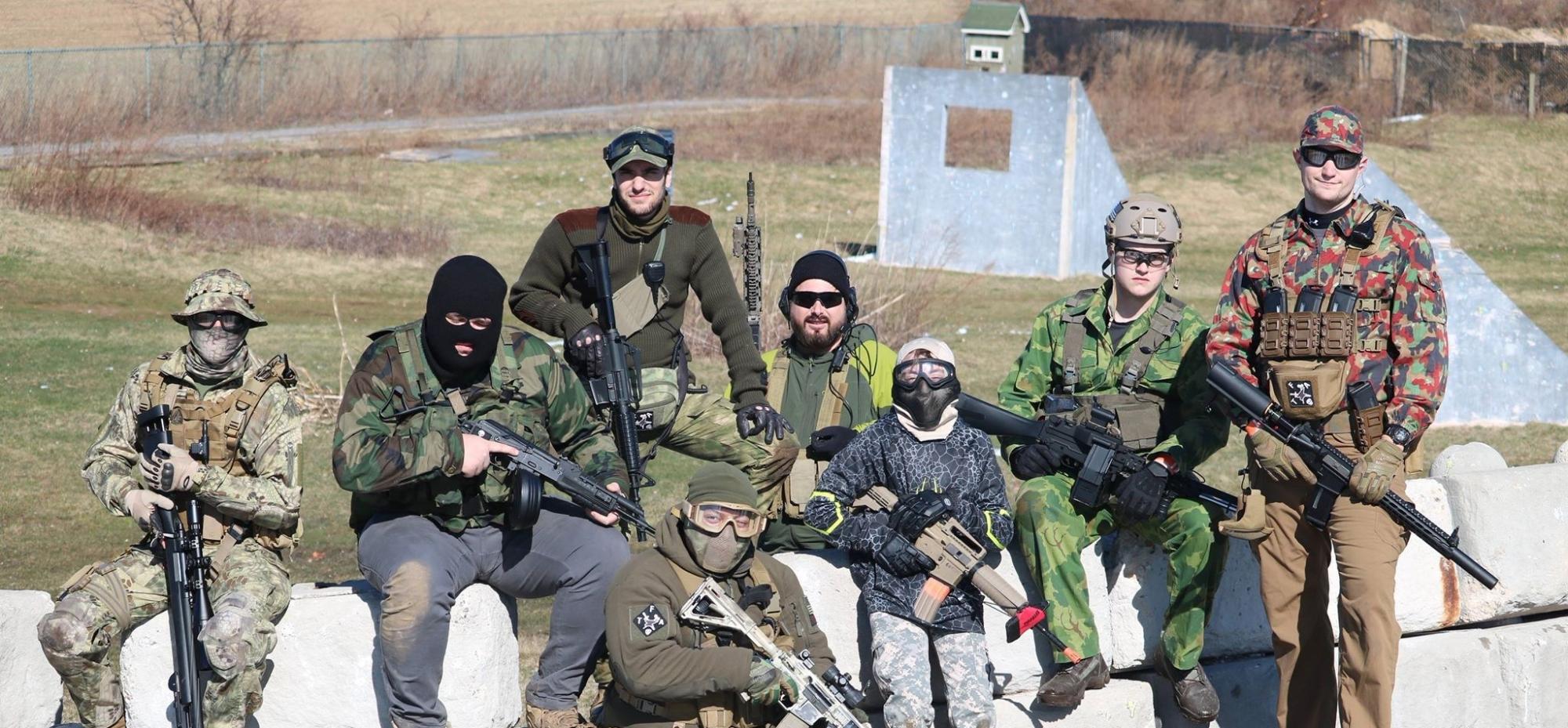 Task Force Anvil - Long Island Milsim Group